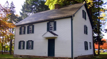 The Knauss Homestead, Emmaus, Pennsylvania (1777)