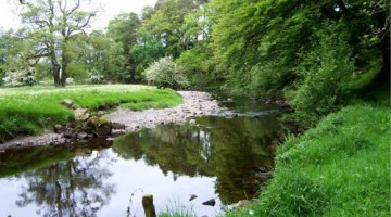 River Afton, Ayrshire, Scotland