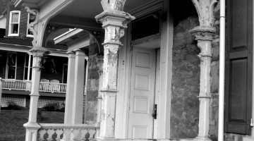 Weathered Porch