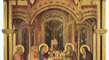 Presentation in the Temple by Ambrogio Lorenzetti, 1342