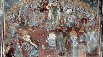 The First Council of Nicea (Soumela Monastery)