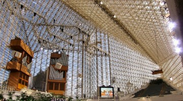 The Crystal Cathedral, Garden Grove, California