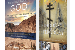 Win FREE Signed Books by Fr. Andrew Stephen Damick!