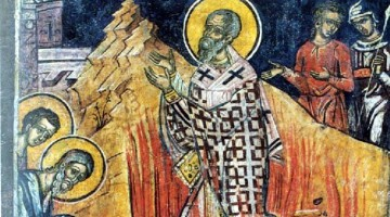Should religion be physical?: Great Lent and Polycarp the Palpable