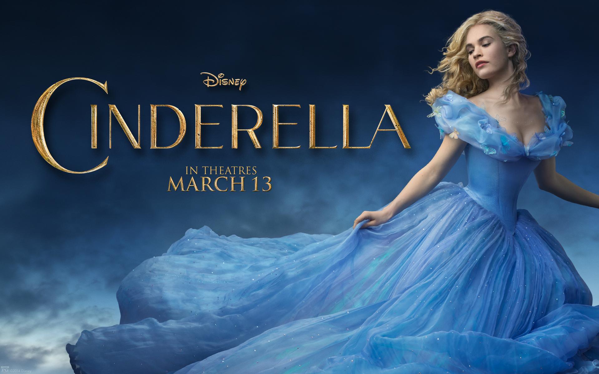 Cinderella  – Cenușăreasă (2015)