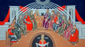 Pentecost is the Re-Creation of Mankind