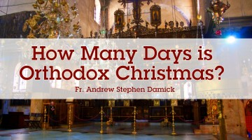 How Many Days is Orthodox Christmas?