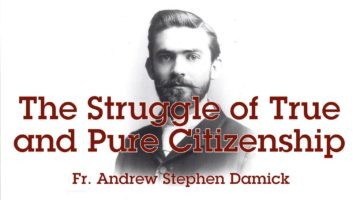The Struggle of True and Pure Citizenship