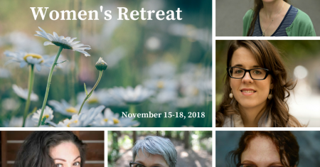 Ancient Faith Women's Retreat Speakers