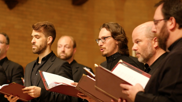 Dn Nicholas Kotar and Chamber Choir of St. Tikhon's Monastery