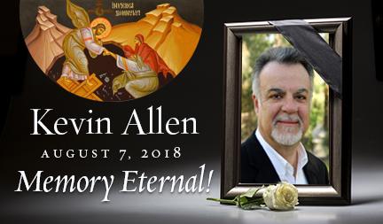 Memory Eternal Kevin Allen