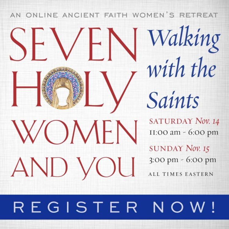 Seven Holy Women and You: Walking with the Saints