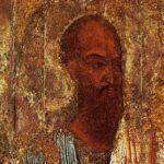Ancient Icon of Saint Paul