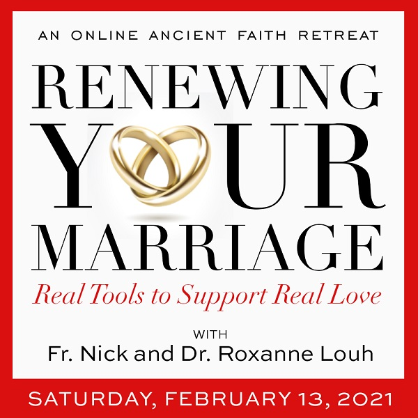 Renewing Your Marriage retreat