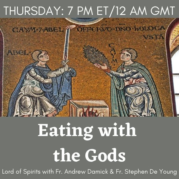 Eating with the Gods