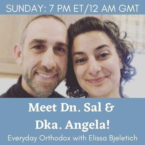 Meet Dn. Sal and Dka. Angela