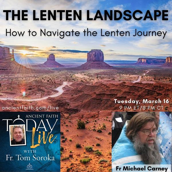 Lenten Landscape