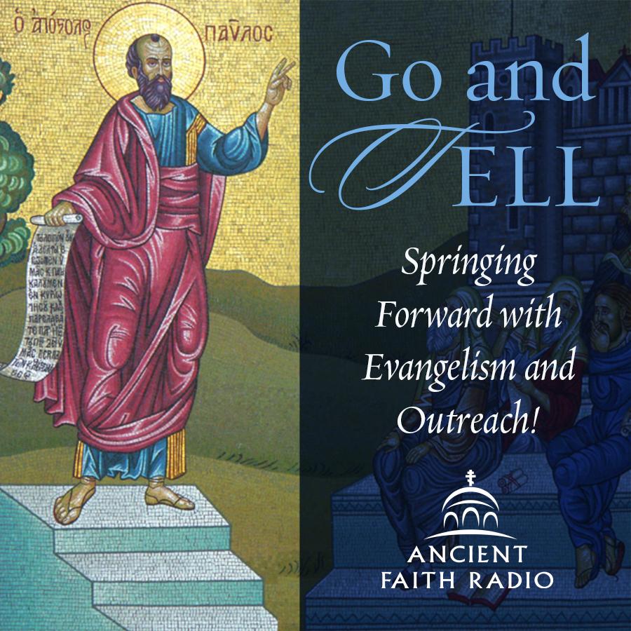 Icon of an apostle preaching