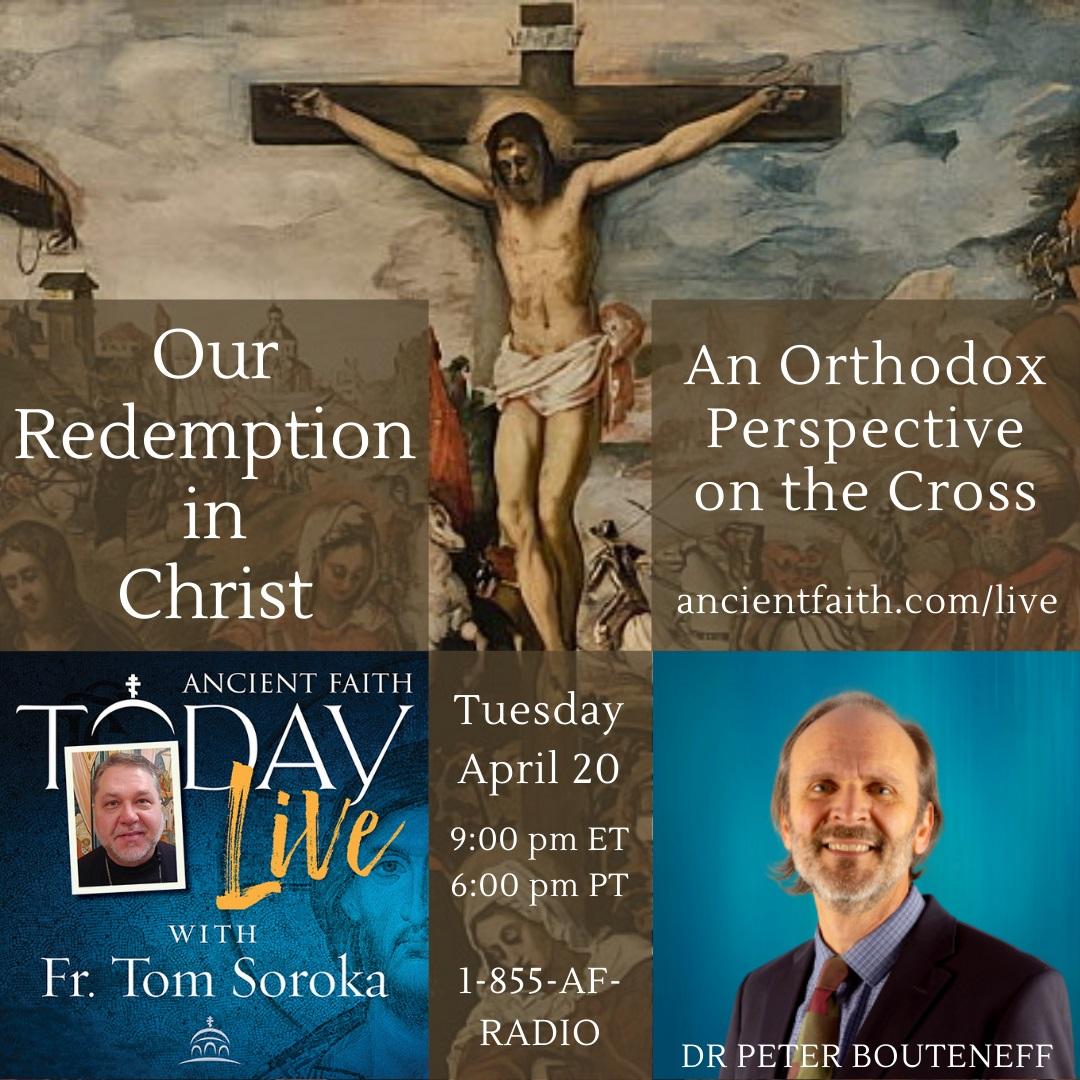 Fr. Thomas Soroka and Dr. Peter Bouteneff