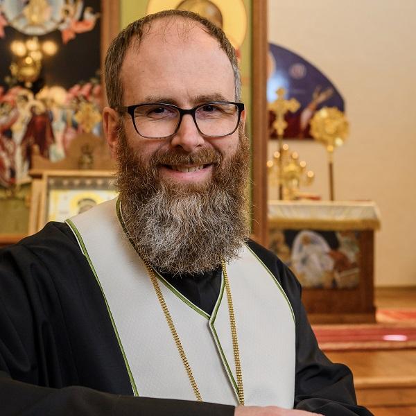 Fr Jeremy Davis