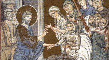 Healing our Weakness Through His Strength: Homily for the
