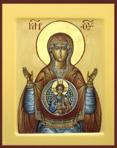 Our Lady of the Sign
