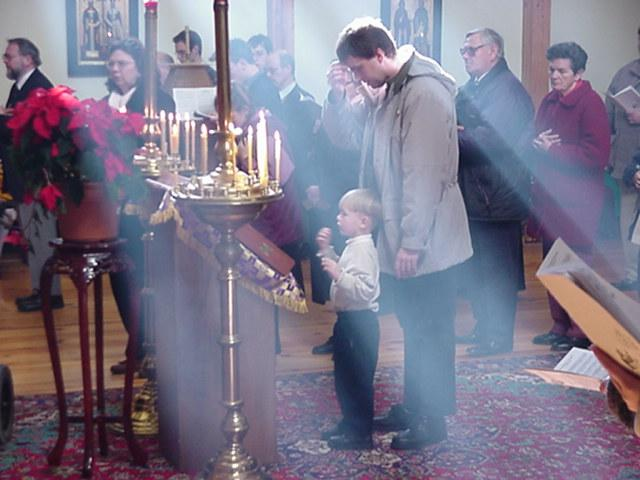 Ninety Percent of Orthodoxy Is Just Showing Up