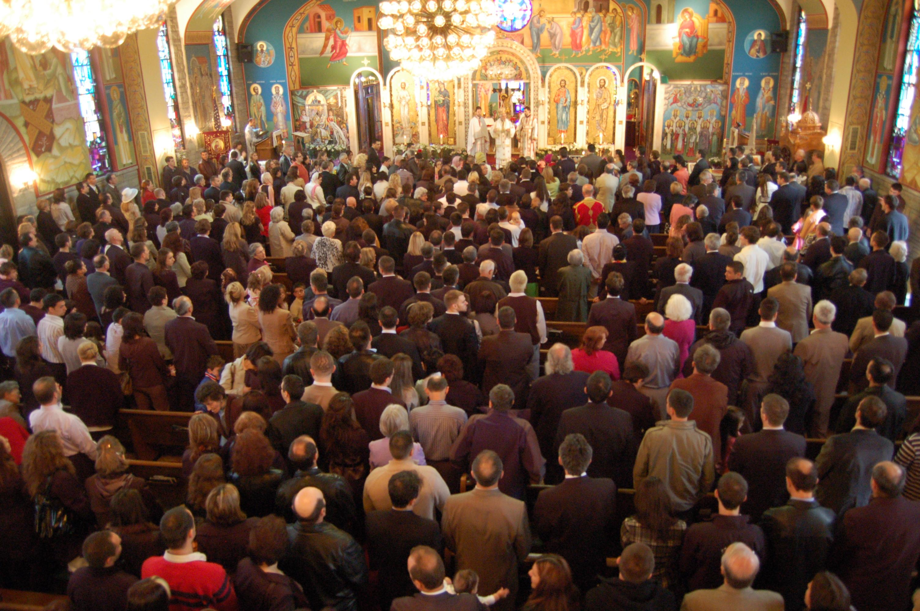 church offering prayer - HD3008×2000