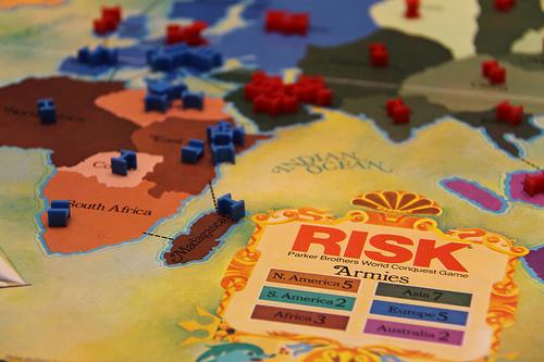 RISK-board