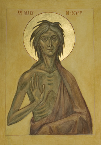 St. Mary of Egypt and Moral Progress | Glory to God for ...