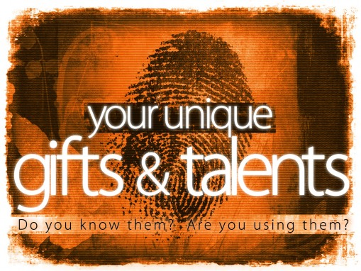 Gifts and Talents and the Road to Hell - Glory to God for All Things