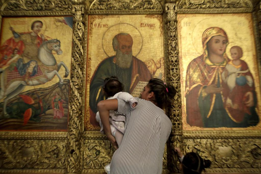 Venerating Icons - It's So Much Other Than You Think - Glory to God for All Things