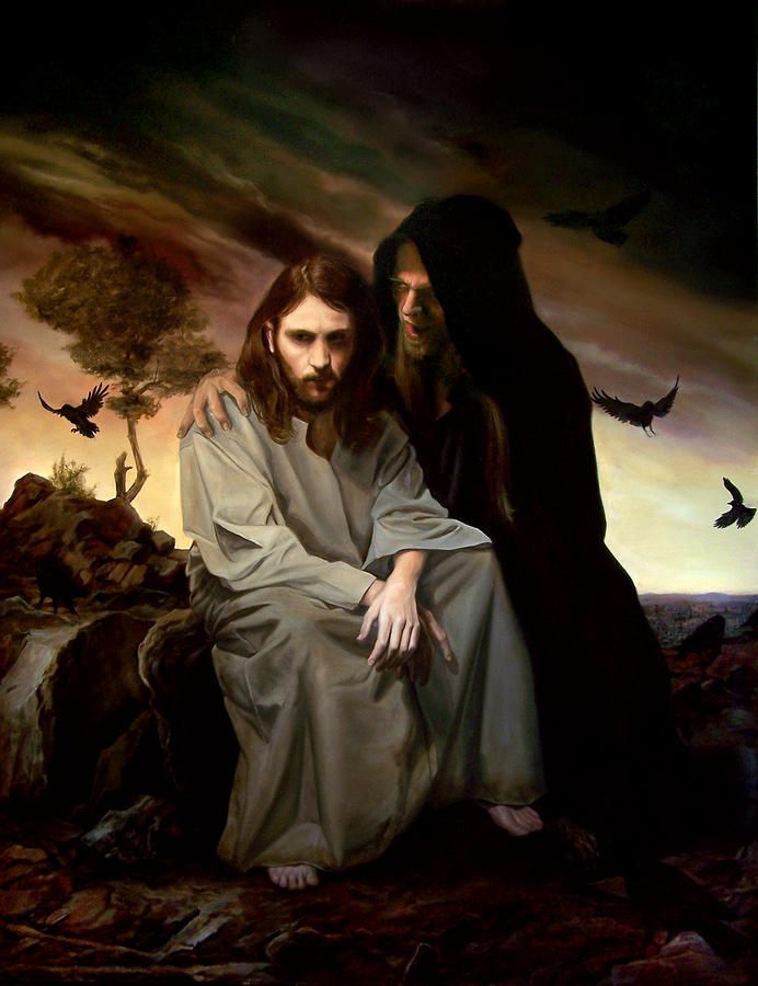 The Last Temptation - Glory to God for All Things