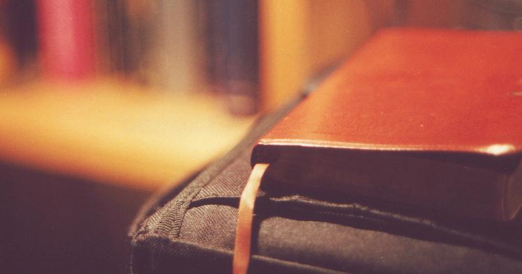losing bible