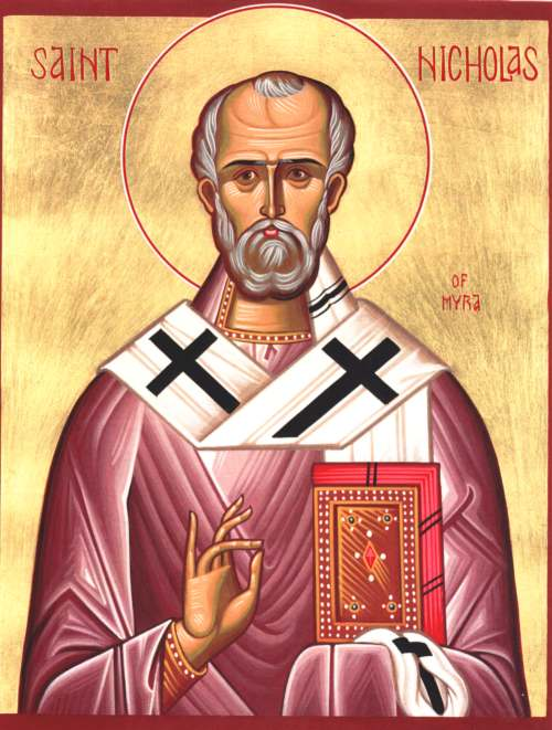 Will the Real St. Nicholas Please Stand Up? – No Other Foundation