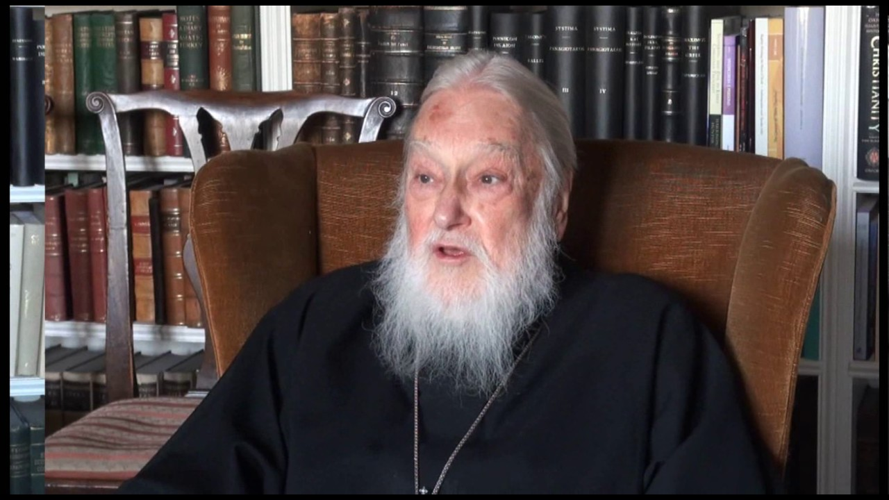 Kallistos ware homosexuality in christianity