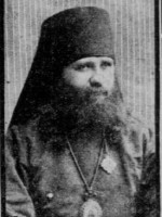 St. Tikhon at a Greek Church in Chicago