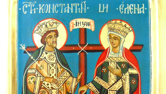 Constantine and the Triumph of Iconography