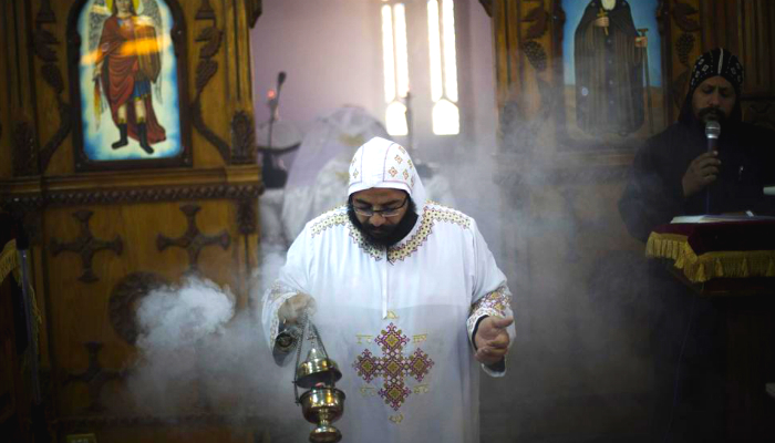 Worship with Incense
