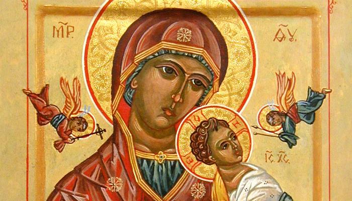 Martin Luther on Mary as Theotokos
