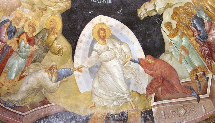 First Death, then Resurrection