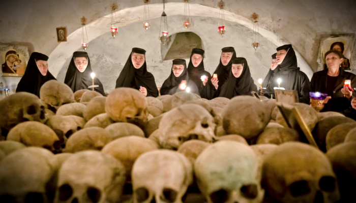 Early Christian Worship and the Bones of Martyrs