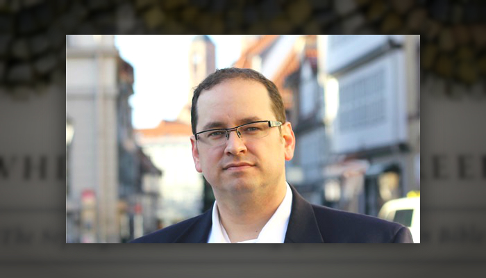 Interview with Timothy Michael Law, author of 'When God Spoke Greek'
