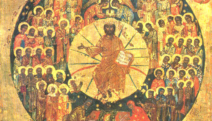 'What Would Jesus Do?' and the Feast of All Saints