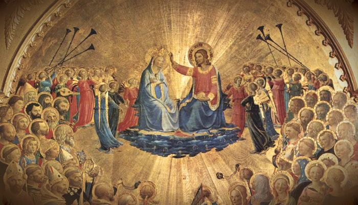 Mary the Queen of Heaven