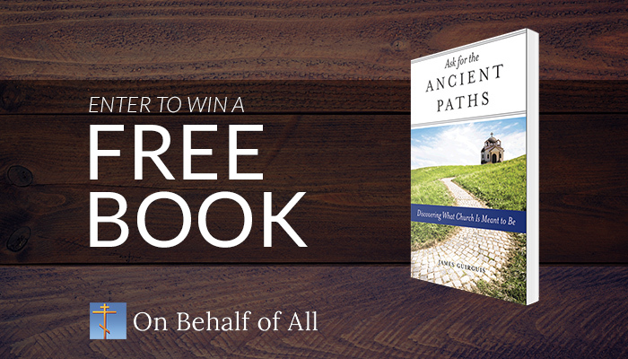 Win a Free Book from On Behalf of All