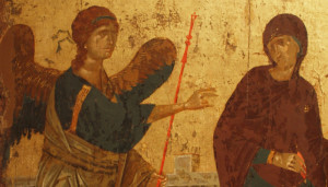 Annunciation and Choosing Life