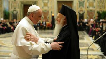 Did the Ecumenical Patriarch say that the Church is divided?: Response to an Anonymous Greek Orthodox Priest