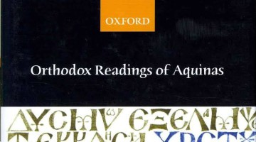 Review of 'Orthodox Readings of Aquinas' by Marcus Plested