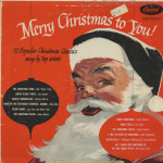 Merry Christmas to You Album Cover